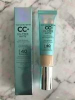 IT Cosmetics Your Skin But Better CC+ Cream Oil-Free Matte SPF40 - 1.08Oz/32mL