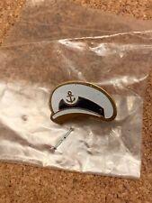 Pin Badge Sailors Hat Enamel