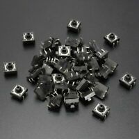 50PCS TC-1212T 12x12x7.3mm Tact Tactile Push Button Momentary SMD PCB Switch