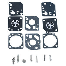 Carburetor Carb Rebuild Kit Gaskets For Zama RB-29 Ryobi 26cc 30cc Trimmer