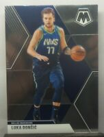 2019-20 Panini Prizm Mosaic Luka Doncic 2nd Year Dallas Mavericks #44