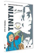 42554//TINTIN ET MOI ENTRETIENS D'ERGE DOCUMENTAIRE DVD NEUF SOUS BLISTER