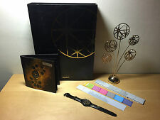 Watch Reloj Montre SWATCH - Christmas Special 2009 STAR EDITION - Ref. GZ199S
