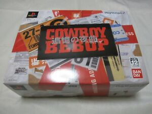 New W/Tracking. Limited BOX PS2 Cowboy Bebop Reminiscent Night Song Japanese Ver