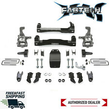 "Fabtech Heavy Duty 4"" Lift Kit System Fits 2017-2020 Ford F150 Raptor 4WD"