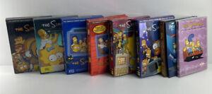 The Simpsons DVDS Region 4 Season 3, 4, 5, 6, 7, 8, 9, 10, Lot  VGC