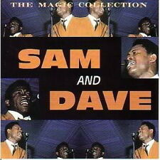 CD album Sam and Dave the Magic Collection (hold On I 'm coming, I thank you)