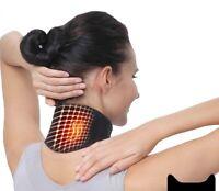 Health Care Neck Support Massager 1Pcs Tourmaline Self-heating Neck Belt