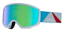 Anon Deringer Women's Angles Snow Goggle Sonar Green Lens and Facemask, New!