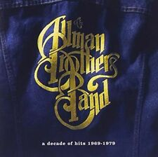 A Decade of Hits 1969-1979 [The Allman Brothers Band] Rock - NEW SEALED
