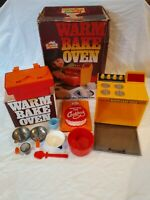 Vintage 1973 Palitoy Playhouse Warm Bake Oven children's imaginary role-play VGC