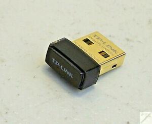 WLAN Stick TP--Link TL-WN725N 150 Mbit Nano USB Wireless Mini Adapter Karte _ah