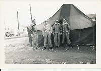 WWII 1940's USAAF Elmendorf Air Field Anchorage Alaska Photo Hope, Hill, &2 more