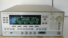 Agilent Hp 83620b 001 002 008 Synthesized Sweeper 10 Mhz To 20 Ghz