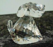e213bb81712a Swarovski Crystal Figurine ROBBIE B DOG 840 908   9400 000 055