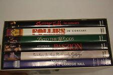 Stephen Sondheim Collection (DVD, 2003)