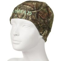 NOMAD Womens Fleece Mossy Oak Country Camo Lined Beanie Hat Cap Hunting Warm O/S