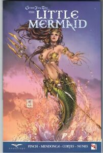 Grimm Fairy Tales The Little Mermaid Trade Paperback TPB New Unread (2015)