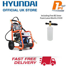 P1PE Petrol Pressure Washer Commercial Grade 3200 PSI 214 BAR HYUNDAI Jet Washer