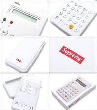 Supreme x Braun ET66 Calculator - Limited Edition