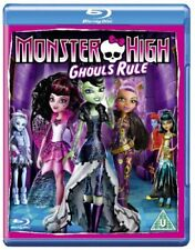 Monster High: Ghouls Rule [Blu-ray] [Region Free] - DVD  Q6VG The Cheap Fast