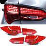OEM Rear LED Tail Lamp Light (1Set) For HYUNDAI 2013 - 2015 Santa Fe DM