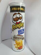 Pringles Garlic Roasted Potato Flavor Korea Limited Edition Rest Area Best Menu