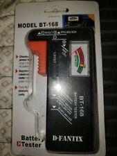 Bt-168 Universal Digital Aaa/C/D/9V/1.5V Button Battery Volt Tester Checker Rf