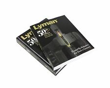 Lyman 50th Edition Reloading Manual Softcover Free Shipping