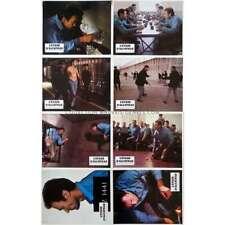 L'EVADE D'ALCATRAZ Photos de film x8 - 21x30 cm. - 1979 - Clint Eastwood, Don Si