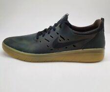 Nike SB Nyjah Free Premium AO0805-900 Camo Gum Black Men's Skate Shoes Size 5