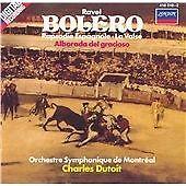 Maurice Ravel - Ravel: Bolero (Dutoit) (CD 1983)