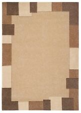 "venta alfombra"" Arte Espina Spirit FRISEE ""Tejido a mano 170x240 cm NUEVO"