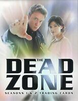 Dead Zone Seasons 1 & 2 Card Album