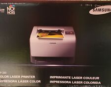 Brand New Samsung CLP-300 Compact Color Laser Printer CLP 300