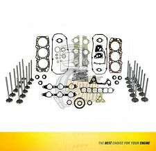 Full Gasket Intake & Exhaust Valve Fits 95-00 Chrysler Dodge Cirrus Stratus 2.5L
