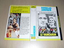JAQUETTE VHS Le Vainqueur (Running) Michael Douglas