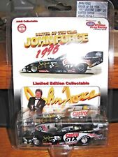 JOHN FORCE NHRA FORD MUSTANG FUNNYCAR1996 DRIVER OF THE YEAR 1/64 DIECAST ACTION