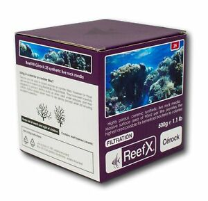 ReefX Cérock 25 synthetic live rock rubble (500g) 500g
