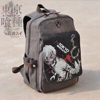 Tokyo Ghoul Cosplay Backpack Bag Kaneki Ken Rucksack School bag bookbag Casual