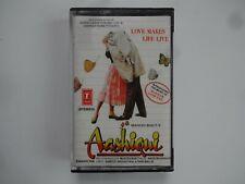 AASHIQUI ~ Bollywood soundtrack Hindi Cassette ~ nadeem shravan ~ 1990