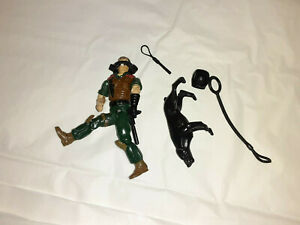 1984 GI Joe Mutt with some accessories loose