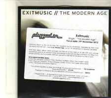 (DT659) Exitmusic, The Modern Age - 2012 DJ CD