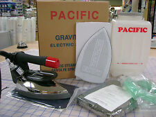 Pacific Steam Gravity-Feed Electric Steam Iron PSI-5E w/ Teflon shoe