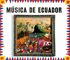 NEW Music From Ecuador (Audio CD)