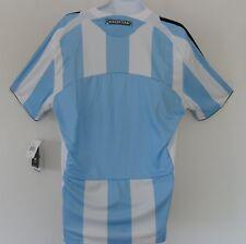 ~RARE~Adidas EMBOSSED ARGENTINA Futbol soccer Jersey shirt top~Mens sz XL