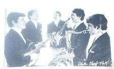 Dave Clark Five Rock group early 1960s photo card See