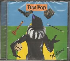 DAS POP The Game NEW SEALED CD 11 track 2011