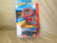 Diecast Hotwheels HW Race with Red Stop Watch Hot Wheels Car 2 Pack