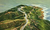Point Loma, San Diego, California Western Air Express Sky-Liner Postcard P8